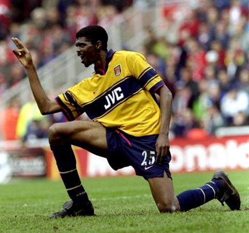 Kanu Arsenal How Were These Top Pla...