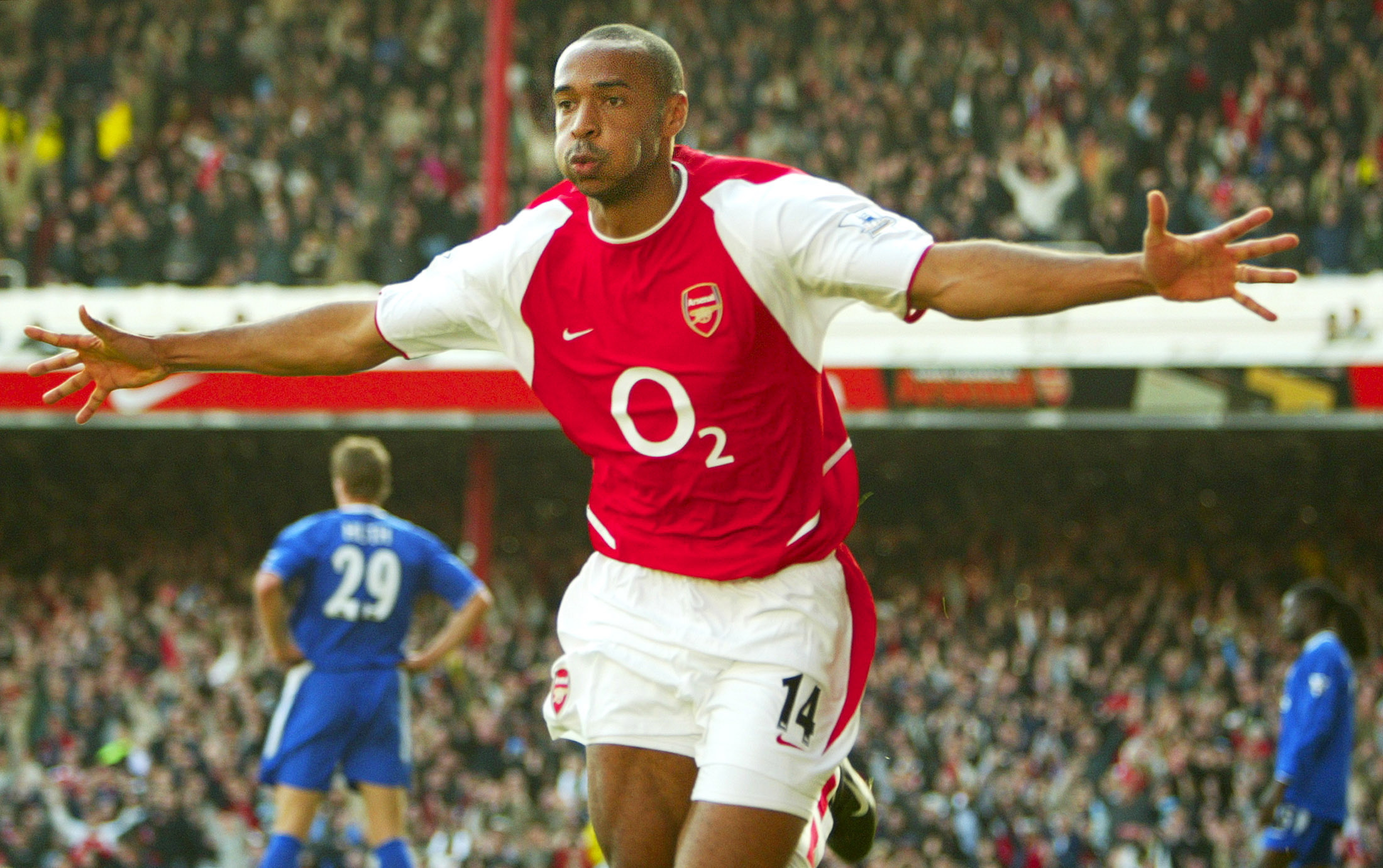 thierry henry s best the18