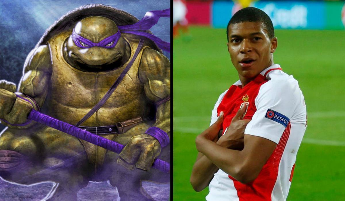 Donatello Nickname