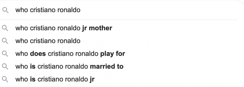 Most Asked Ronaldo Questions